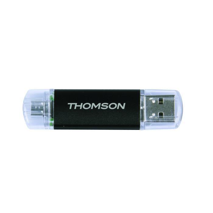 CLE USB THOMSON 32G BLACK
