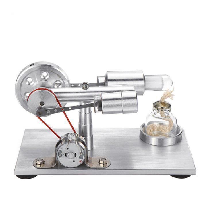 JOUET JOUET Air chaud Stirling Moteur Modèle Générateur