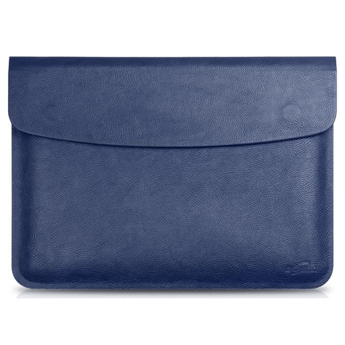 Laptop Etui Housse Pochette En Pu Pour Tablette Macbook