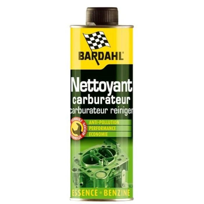 nettoyant carburateur bardahl 500ml achat vente additif nettoyant carburateur 500ml les. Black Bedroom Furniture Sets. Home Design Ideas
