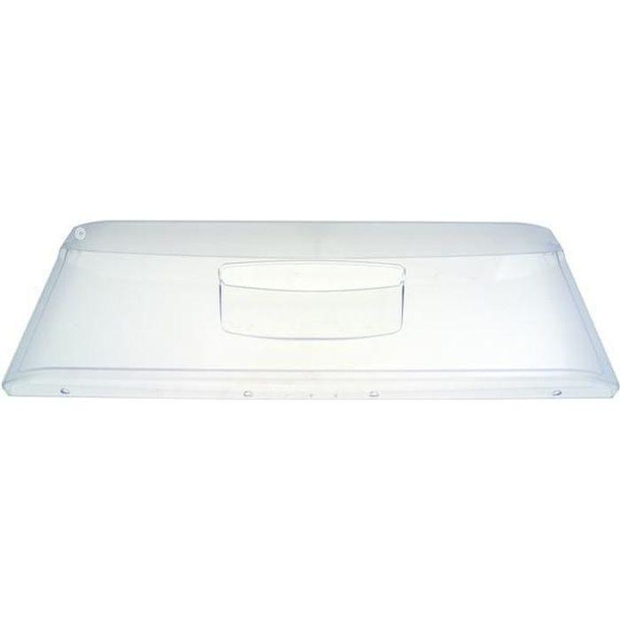 Indesit réfrigérateur congélateur verre bac à légumes tablette en plastique profil bordure C00144431 de rechange