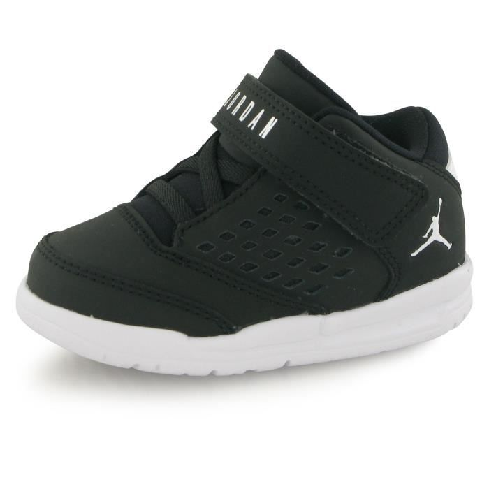 Nike Jordan Flight Origin 4 noir, baskets mode enfant