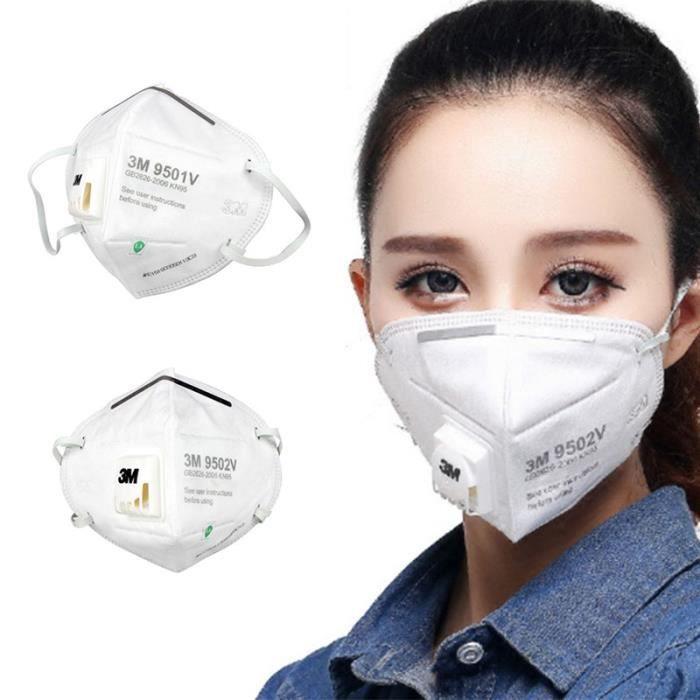 masque anti pollution 3m