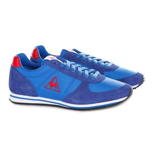 Chaussure Baskets Le Coq Sportif Bolivar Sodalite Blue Orange Homme Pointure 44..lcsh3 JC3ukcTIAr