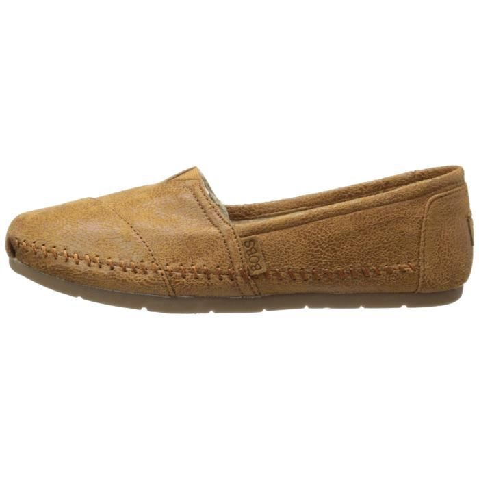 Skechers Slip-on Bobs Luxe Mode plat WDYST Taille-38
