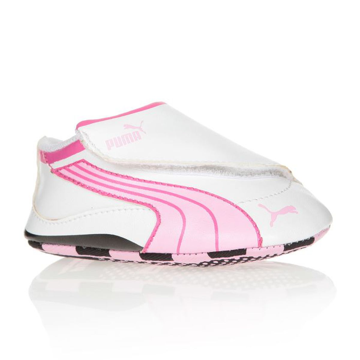 basket enfants fille puma