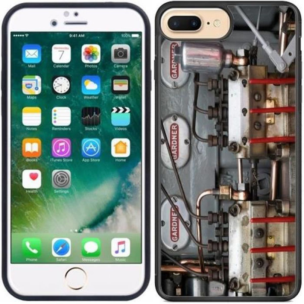 coque iphone 7 plus diesel