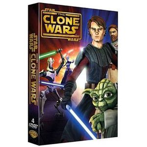 DVD DESSIN ANIMÉ DVD Star Wars : the Clone Wars, Saison 1