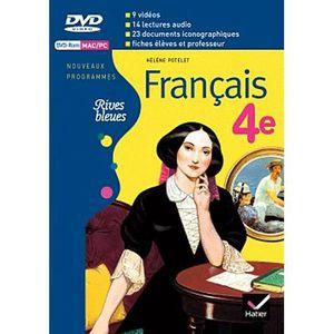 Rives Bleues Francais 4eme Edition 2011 Achat