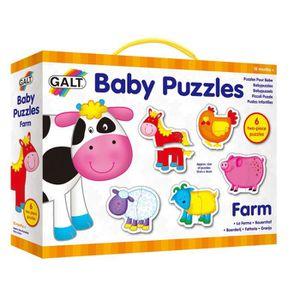 PUZZLE Galt - GA1003028 - Baby Puzzles - Animaux de la Fe