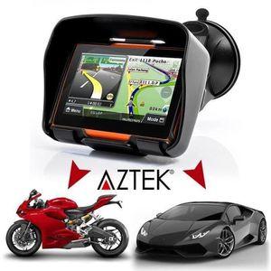 GPS AUTO AZTEK AZTEK® 4.3