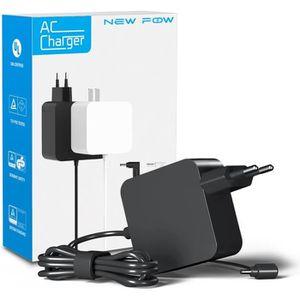 CHARGEUR - ADAPTATEUR  65W Chargeur Alimentation Compatible pour PC Porta