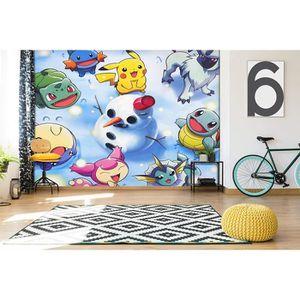 PAPIER PEINT 3D Pokemon Enfant 925 Japan Anime Fond d'écran Mur