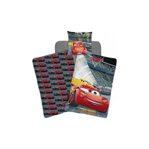 PARURE DE DRAP Parure de lit Disney Cars - Housse de couette 140x