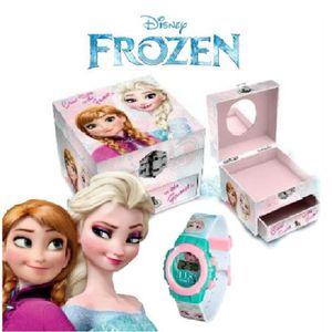 BOITE A BIJOUX Boite à bijoux carton Frozen la reine des neiges D