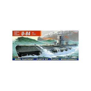 MAQUETTE DE BATEAU U-boot U-84 (VIIB) (sous-marin)