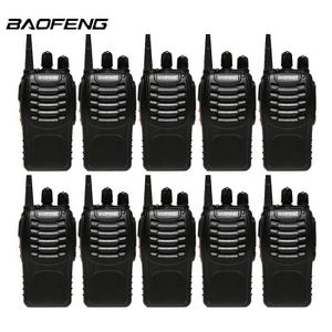 TALKIE-WALKIE 10 pcs-lot Baofeng 888 s Talkie-walkie Pour UHF 40