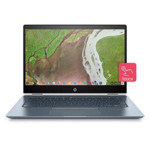 ORDINATEUR PORTABLE HP Chromebook x360 14-da0002nf PC Portable 14'' FH