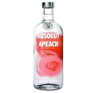 VODKA Absolut Peach 100 cl