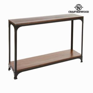 console bois metal achat vente console bois metal pas cher cdiscount. Black Bedroom Furniture Sets. Home Design Ideas