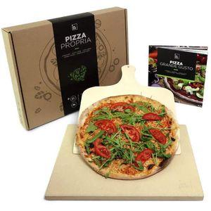 FOUR À PIZZA #benehacks® Pierre à Pizza pour Four & Grill 1.5 c