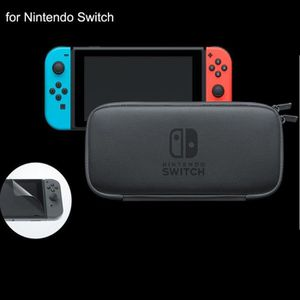Housse de protection pour nintendo switch pu dure housse for Housse nintendo switch