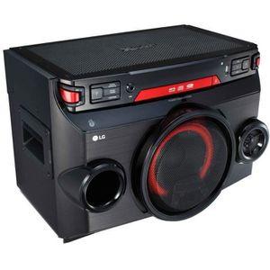 AMPLI PUISSANCE LG Système Audio OK45 - 220W - RMS - Fonctions DJ