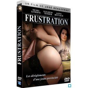 DVD FILM FRUSTRATION