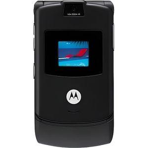 Téléphone portable Motorola V3i noir