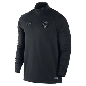 TENUE DE FOOTBALL Ensemble de survêtement Haut+Bas Training Nike PSG