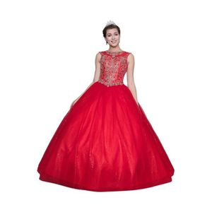 de0bb923119 ROBE Collection Femme Calla strass rouge dos ouvert Qui