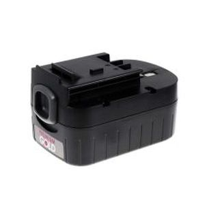 BATTERIE MACHINE OUTIL Batterie pour Black & Decker type/réf. Slide Pack