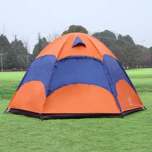 TENTE DE CAMPING TEMPSA Tente de Camping Famille 3-4 personnes Doub