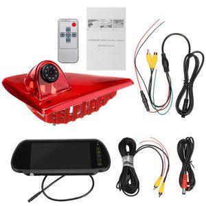 RADAR DE RECUL TEMPSA 7 pouces Kit Caméra Recul Etanche LED haute