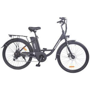 VÉLO ASSISTANCE ÉLEC Vélo électrique 26' VELOBECANE-7 vitesses-Freins à