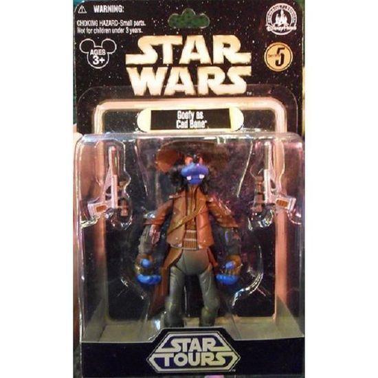 Star Wars Dingo comme Cad Bane DISNEY Star Tours