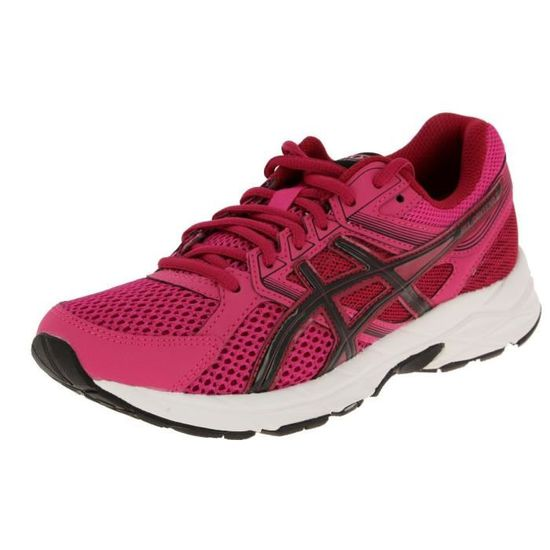 Baskets gel-contend 3 femme asics t5f9n f  Rose - Achat / Vente basket
