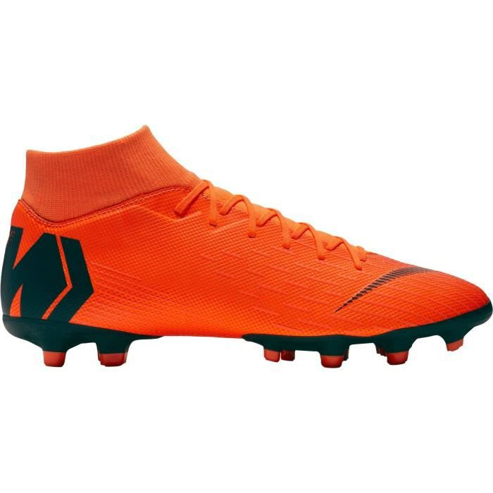NIKE Chaussures de football Mercurial Superfly 6 Academy Mg Homme Orange