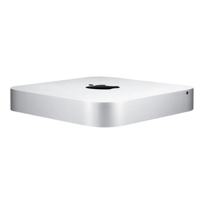 Apple Mac mini MBF 1 x Core i5 2.6 GHz RAM 8 Go HDD 1 To Iris Graphics GigE LAN sans fil: Bluetooth 4.0, 802.11a-b-g-n-ac OS X…