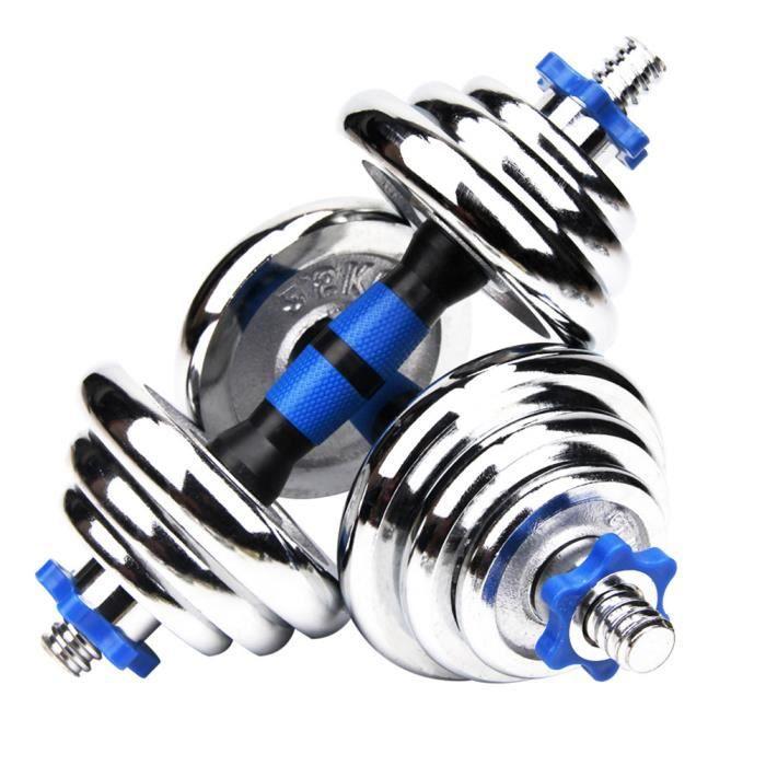 1 Set 30CM Barbell Connecteur Barbell réglable pour l'exercice domestique