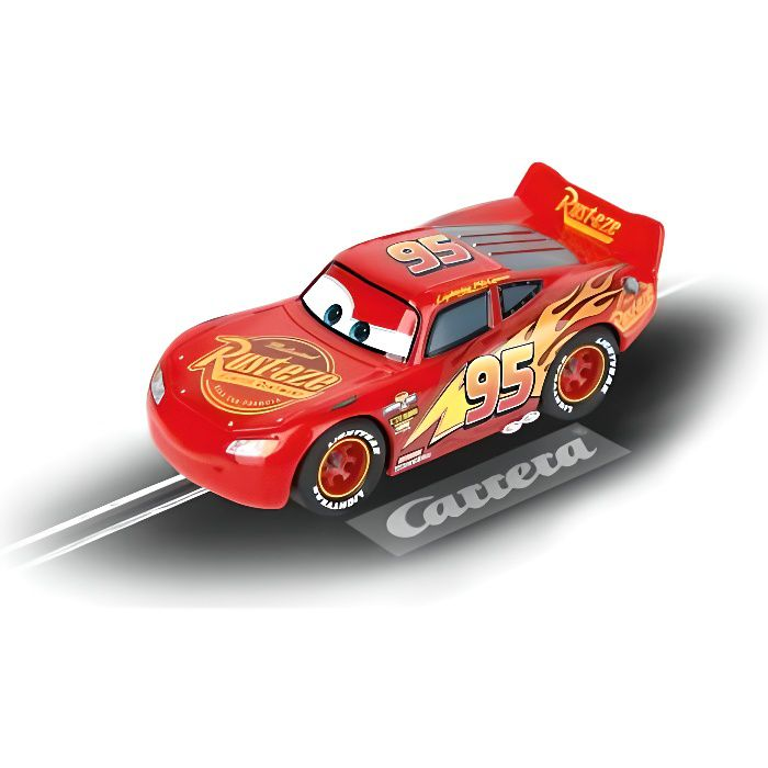 Carrera FIRST 65010 Disney·Pixar Cars - Lightning McQueen