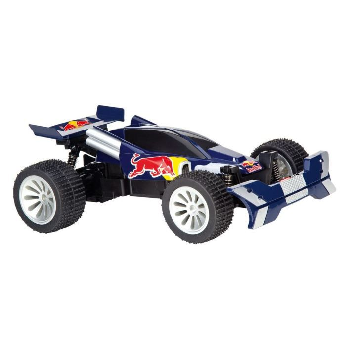 Carrera RC - Red Bull Buggy Blue