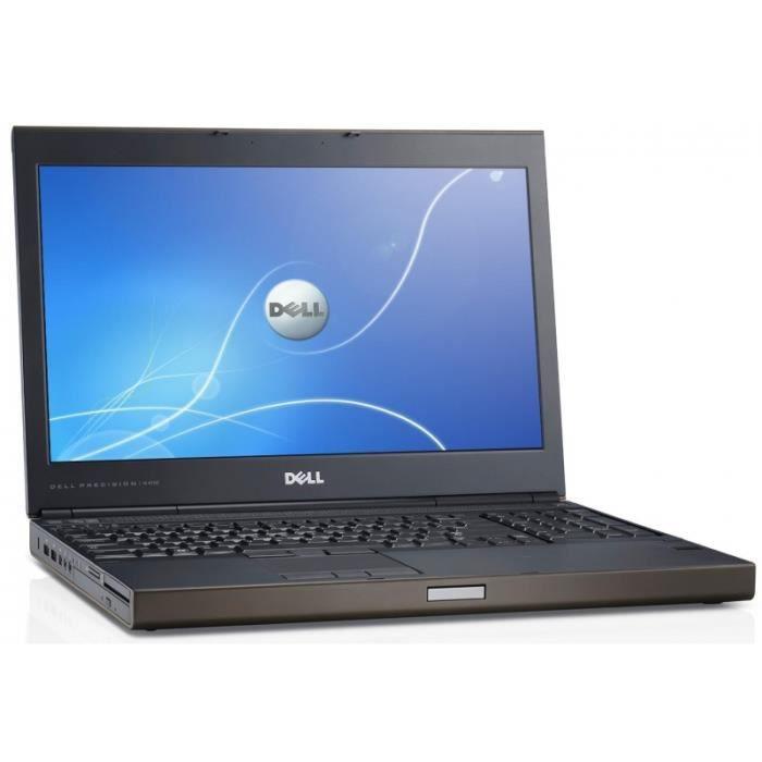 Dell Precision M4800 - 16Go - 500Go