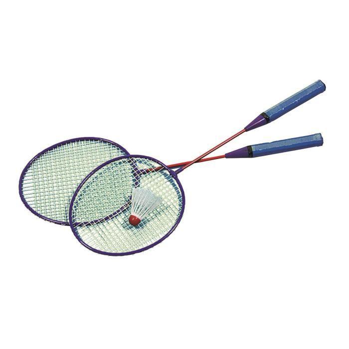 Raquettes Badminton En Métal