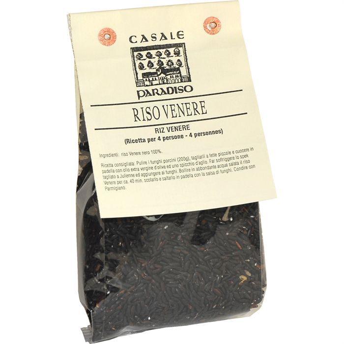 Riz noir Vénéré - 300 g