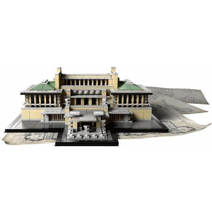 LEGO® Architecture 21017 L'Hôtel Impérial