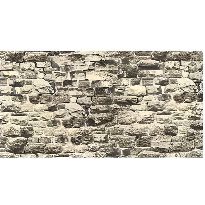 Feuille de décor, Mur de Granite
