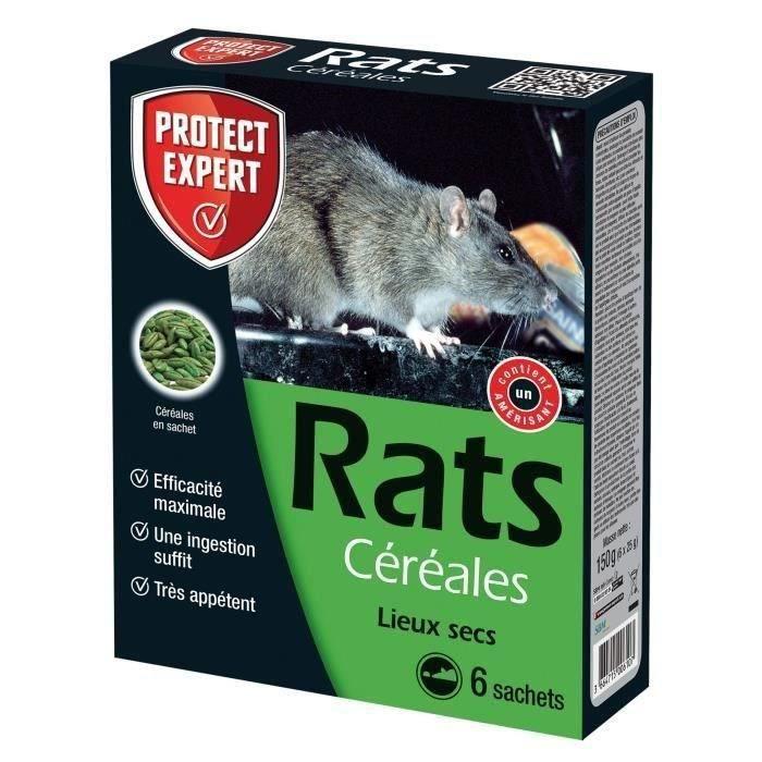 Protect Expert RADIF150 Rats & Souris - Pâte 150 g Pex