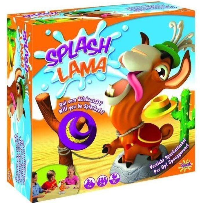 SPLASH TOYS Jeu de Société Splash Lama