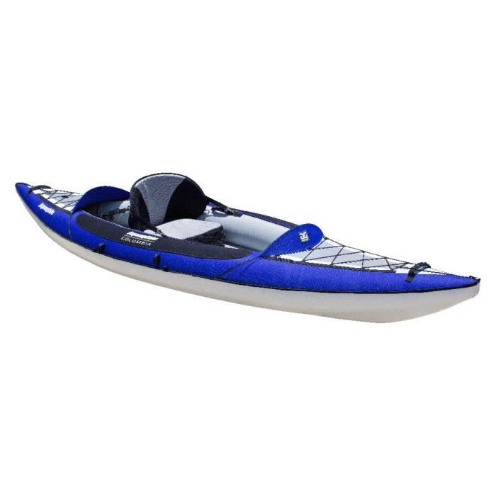 Kayak gonflable columbia 1 place aquaglide 32 achat vente embarcation - Kayak gonflable 2 places ...